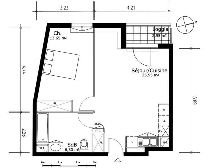 immobilier pinel chartres