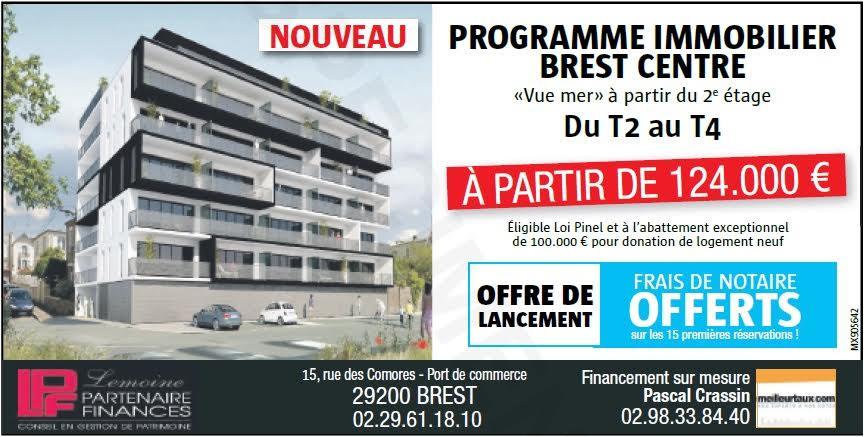 programme immobilier pinel brest