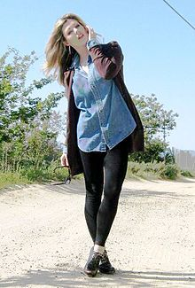 legging fitness femme