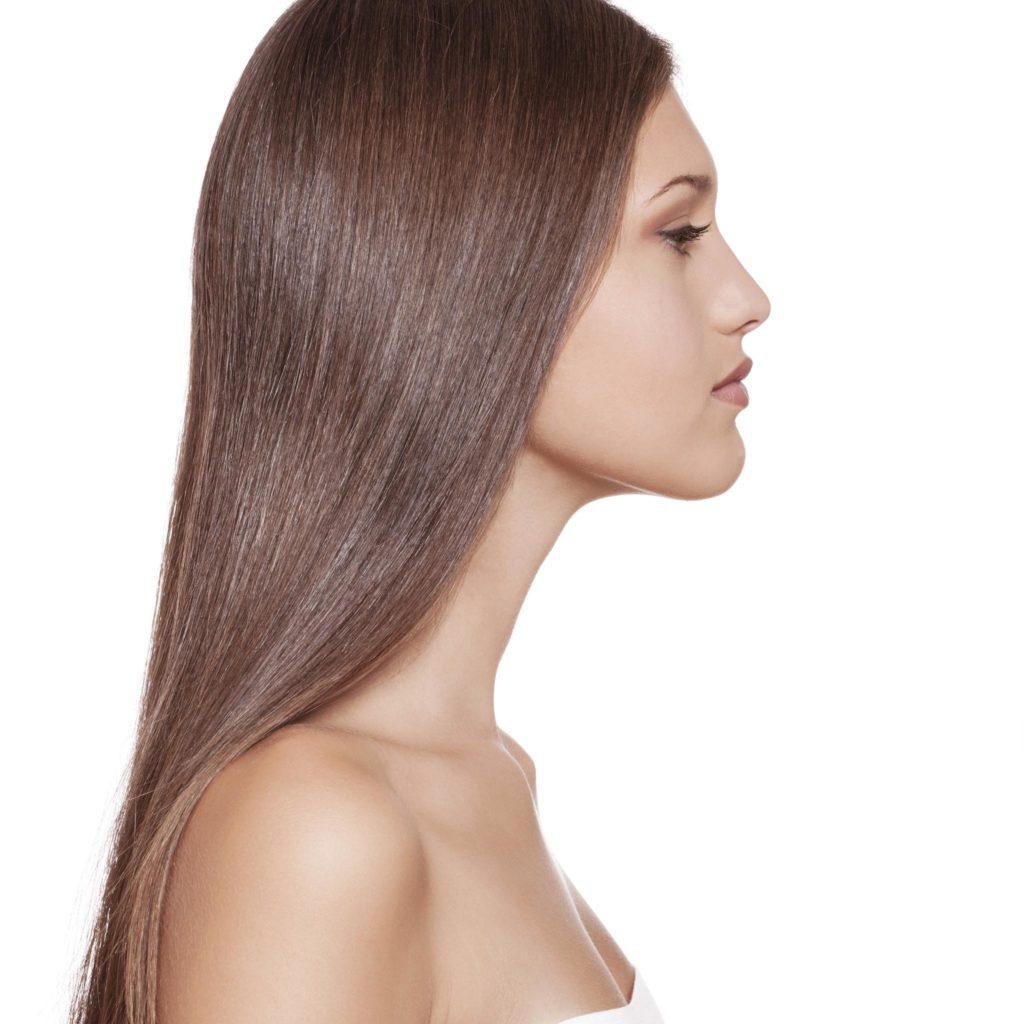 pousser les cheveux