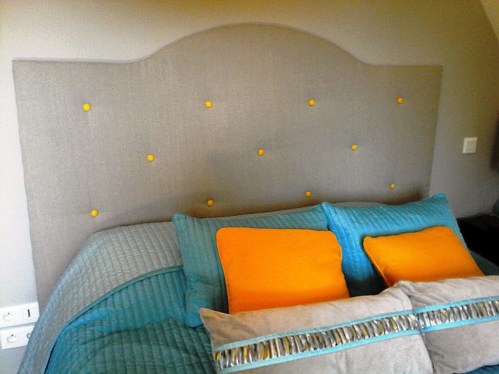 fabriquer une tete de lit e...
