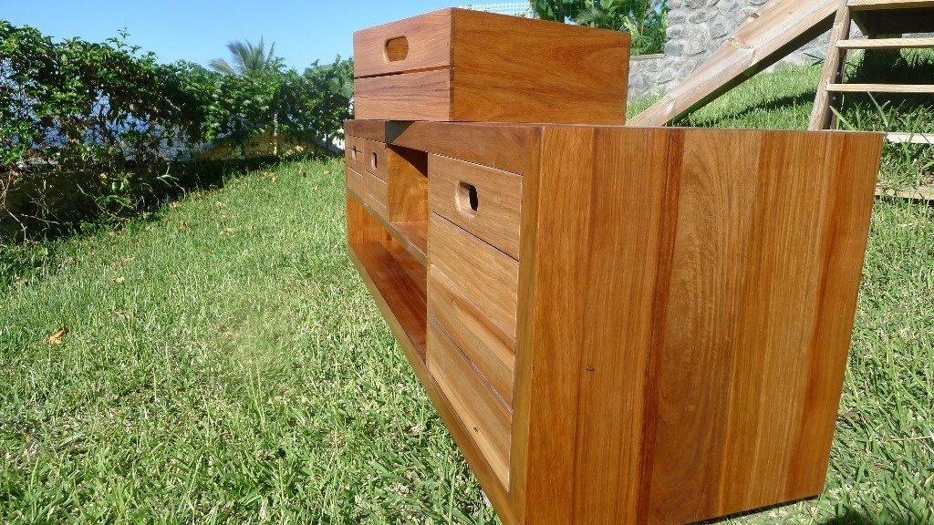repeindre un meuble en bois