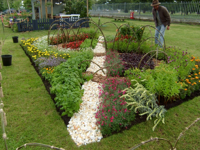 super u jardin et terrasse