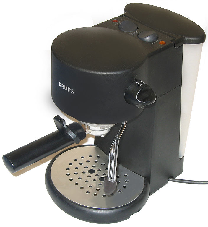 machine expresso dosette