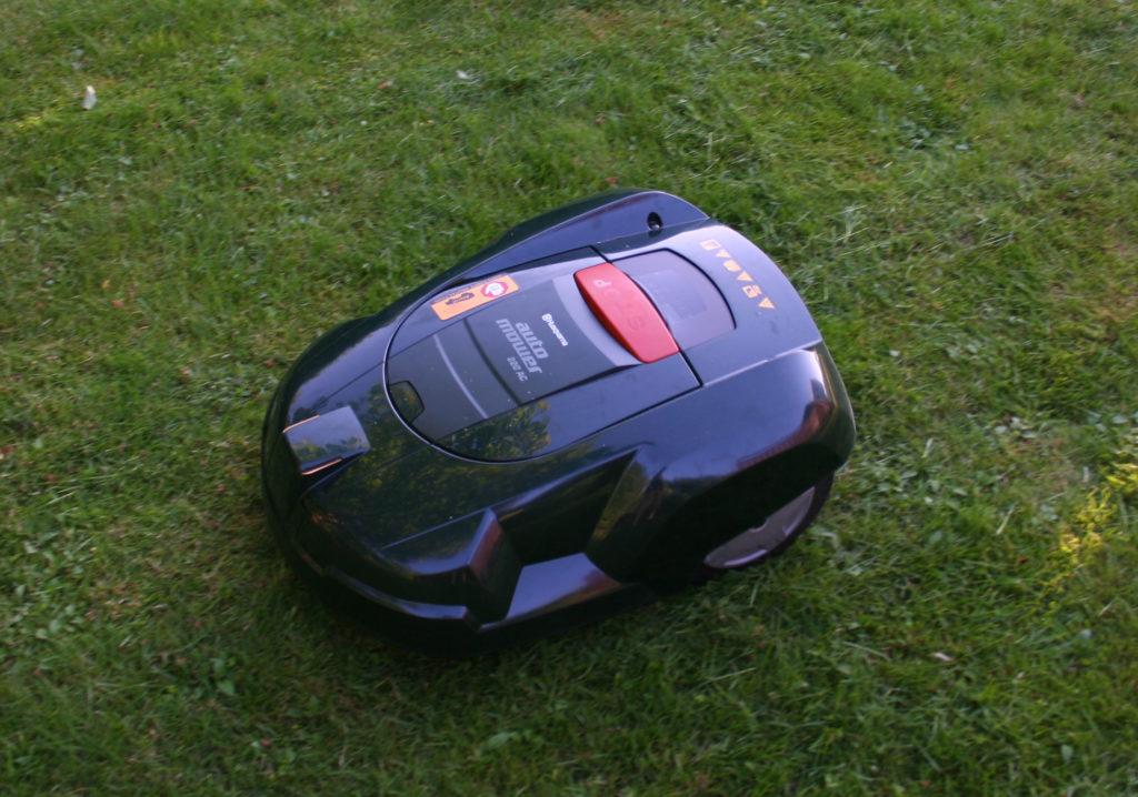 robot tondeuse gardena