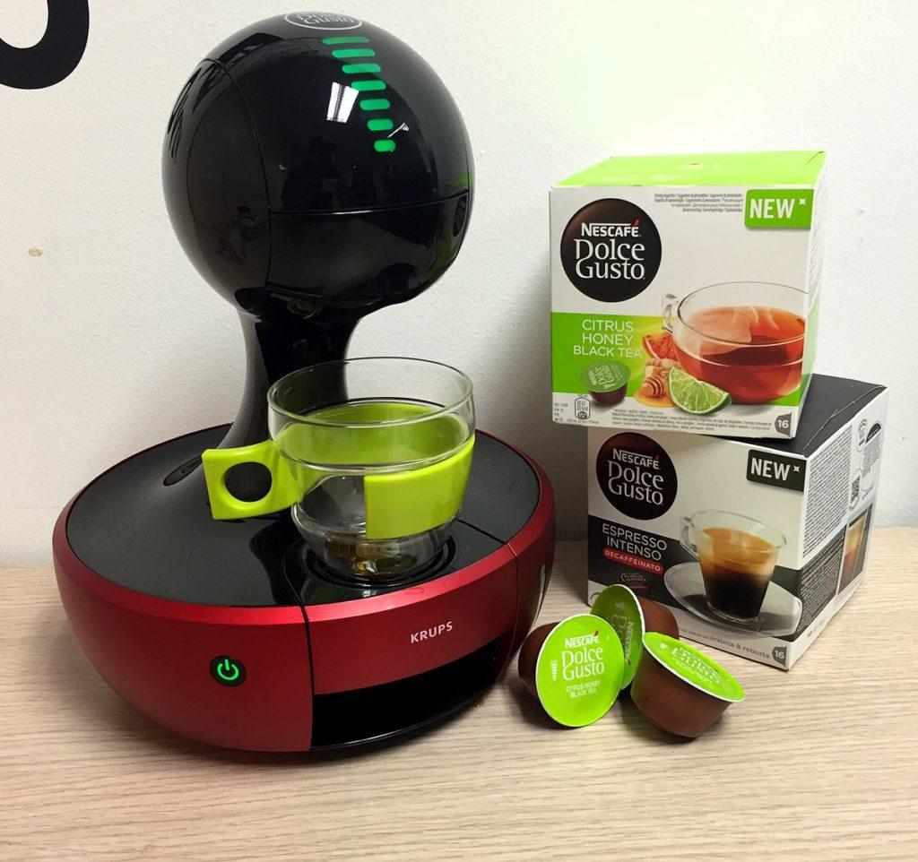 machine café krups nespresso