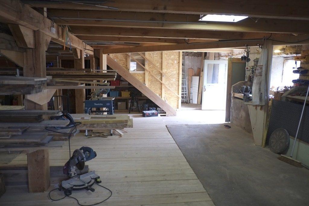 aspiration copeaux de bois