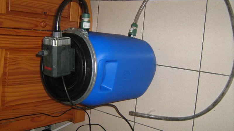 aspirateur bidon