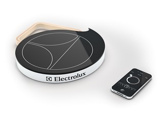 electrolux plaque induction