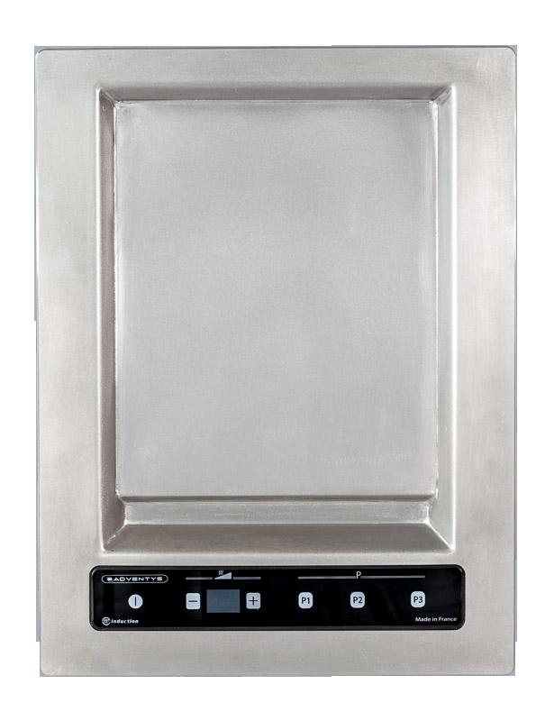 plaque induction plancha