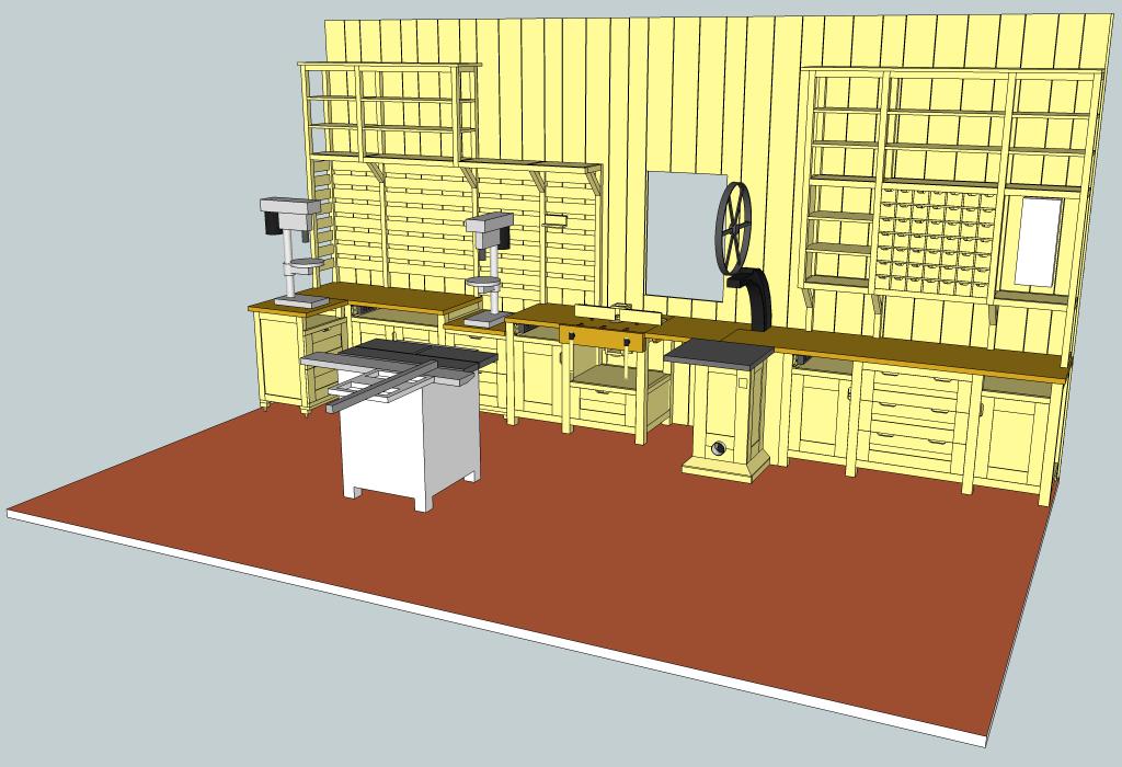 aspirateur d'atelier bois