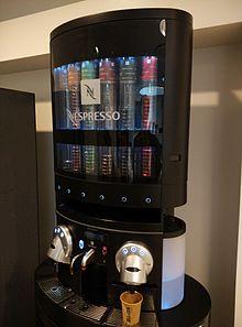 capsule nespresso professionnelle